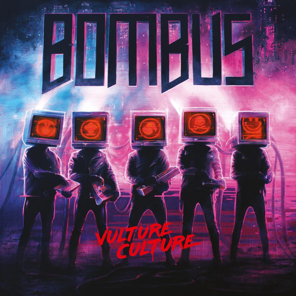 Bombus – Vulture culture (december 2019)