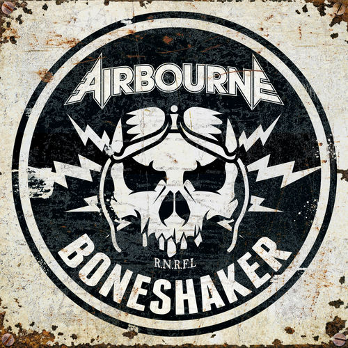 Airbourne – Boneshaker (november 2019)
