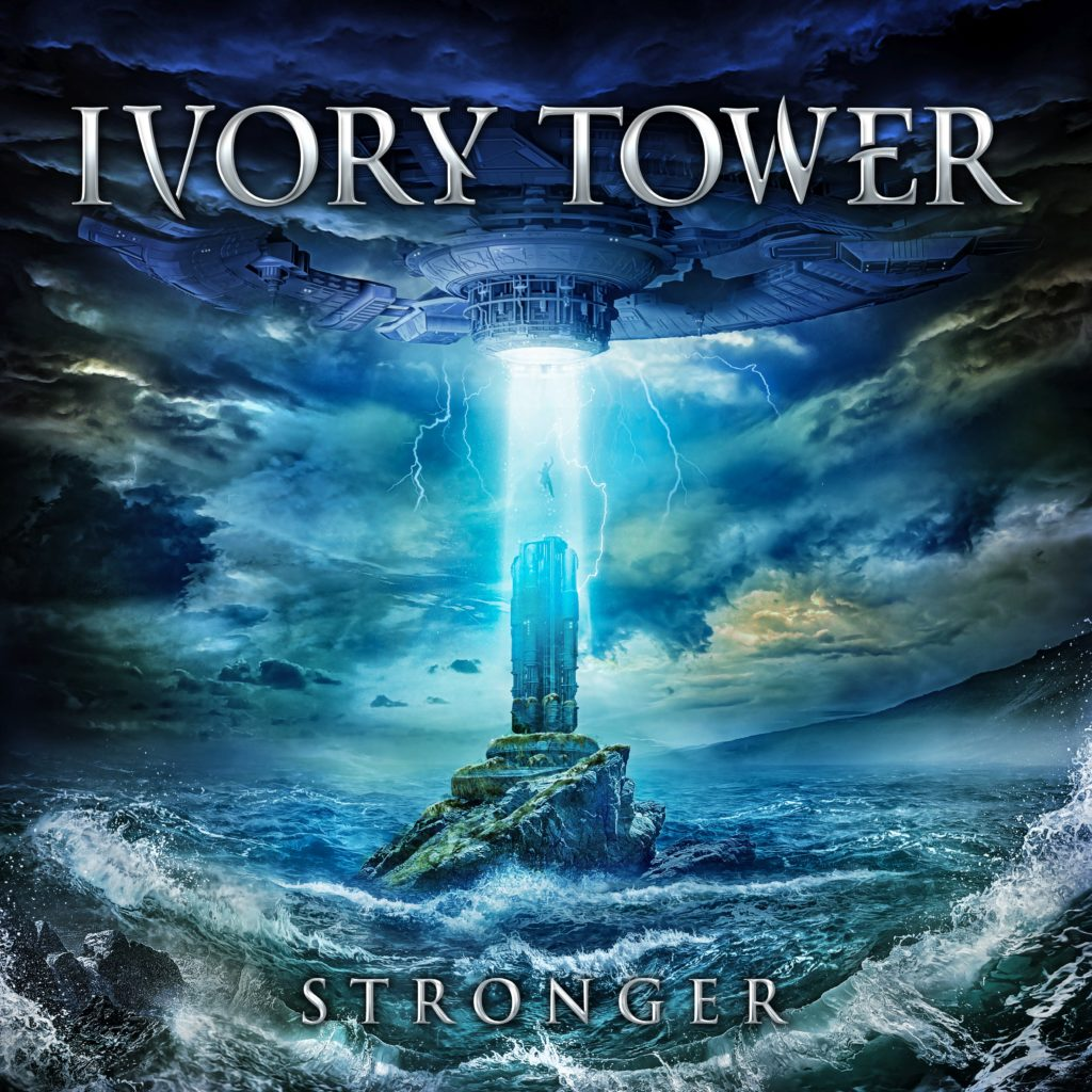 Ivory Tower – Stronger (augustus 2019)