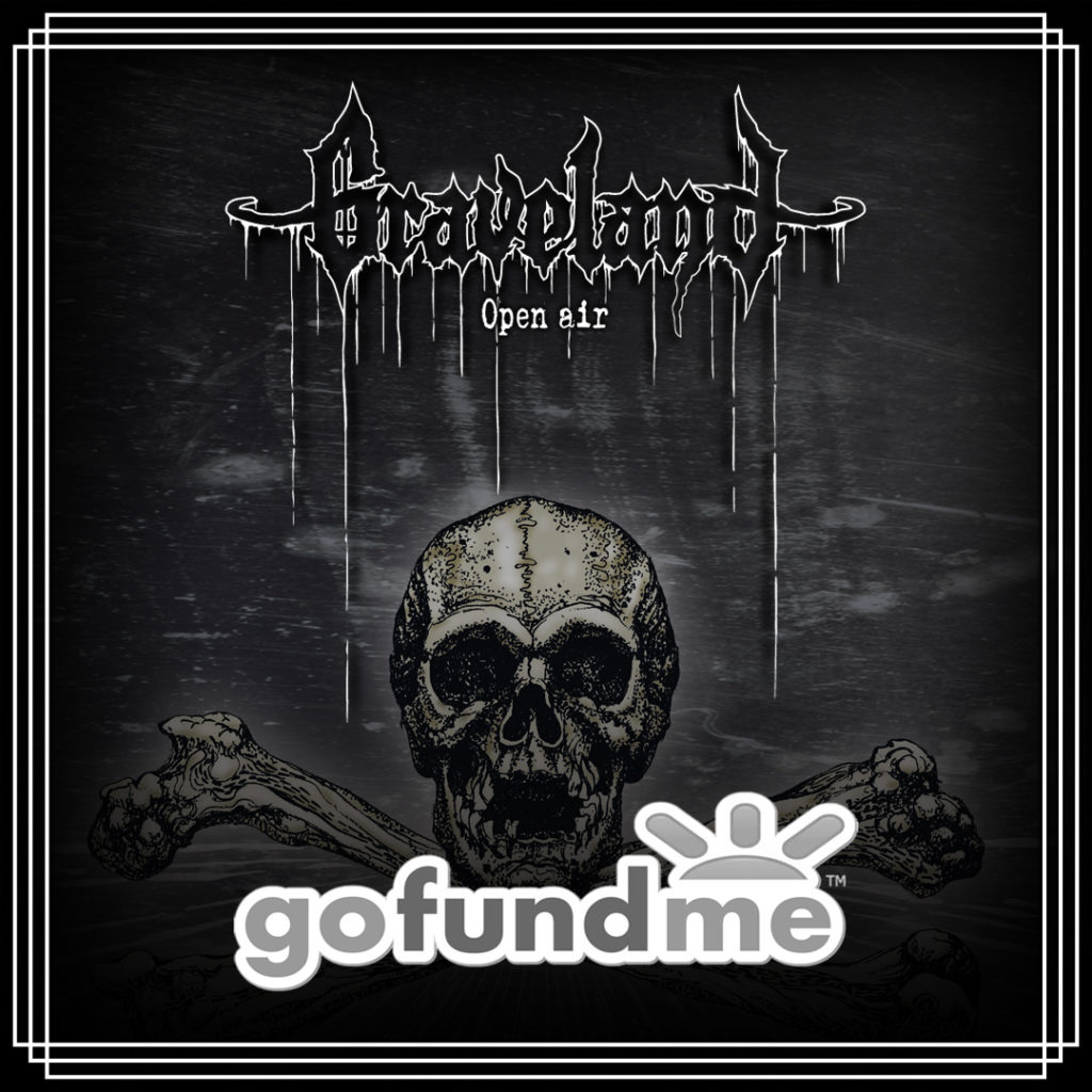 Support Graveland – gofundme campaign started
