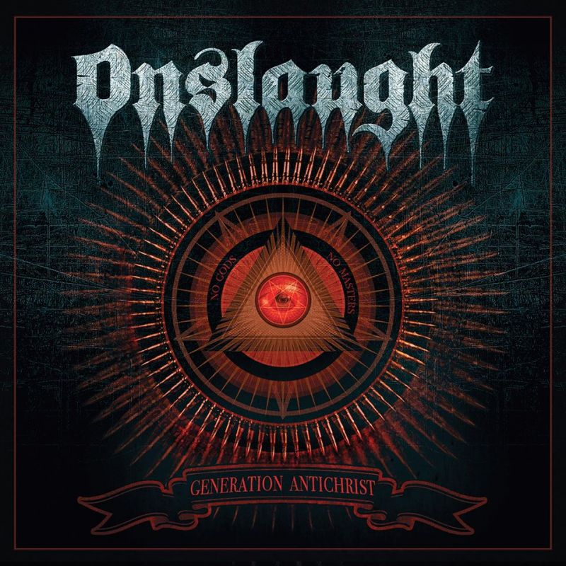 Onslaught – Generation antichrist (augustus 2020)